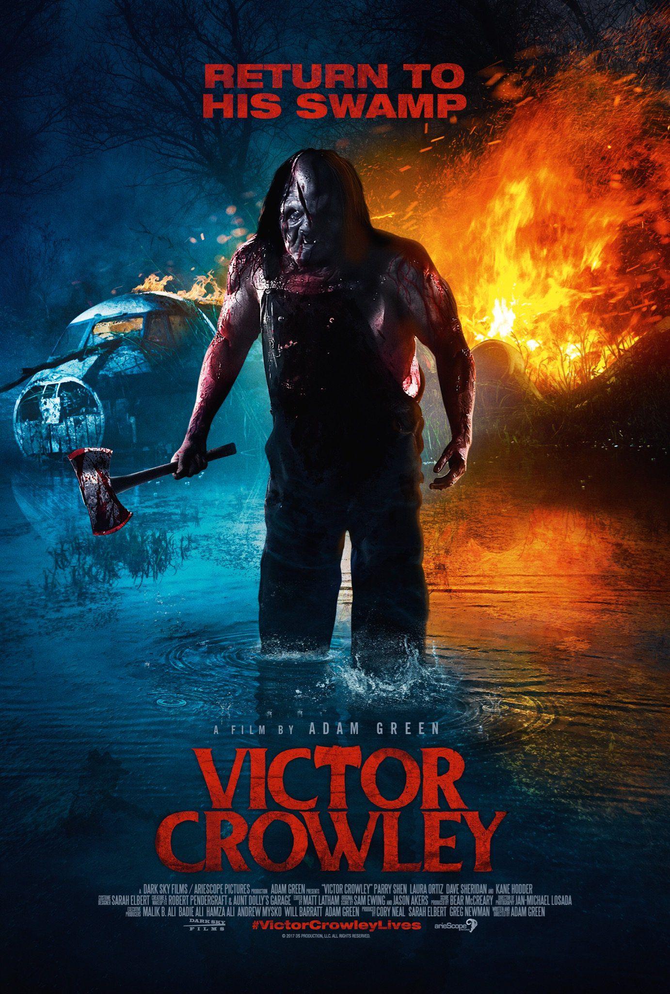 Hatchet 4 Victor Crowley Com Imagens Filmes Completos Online