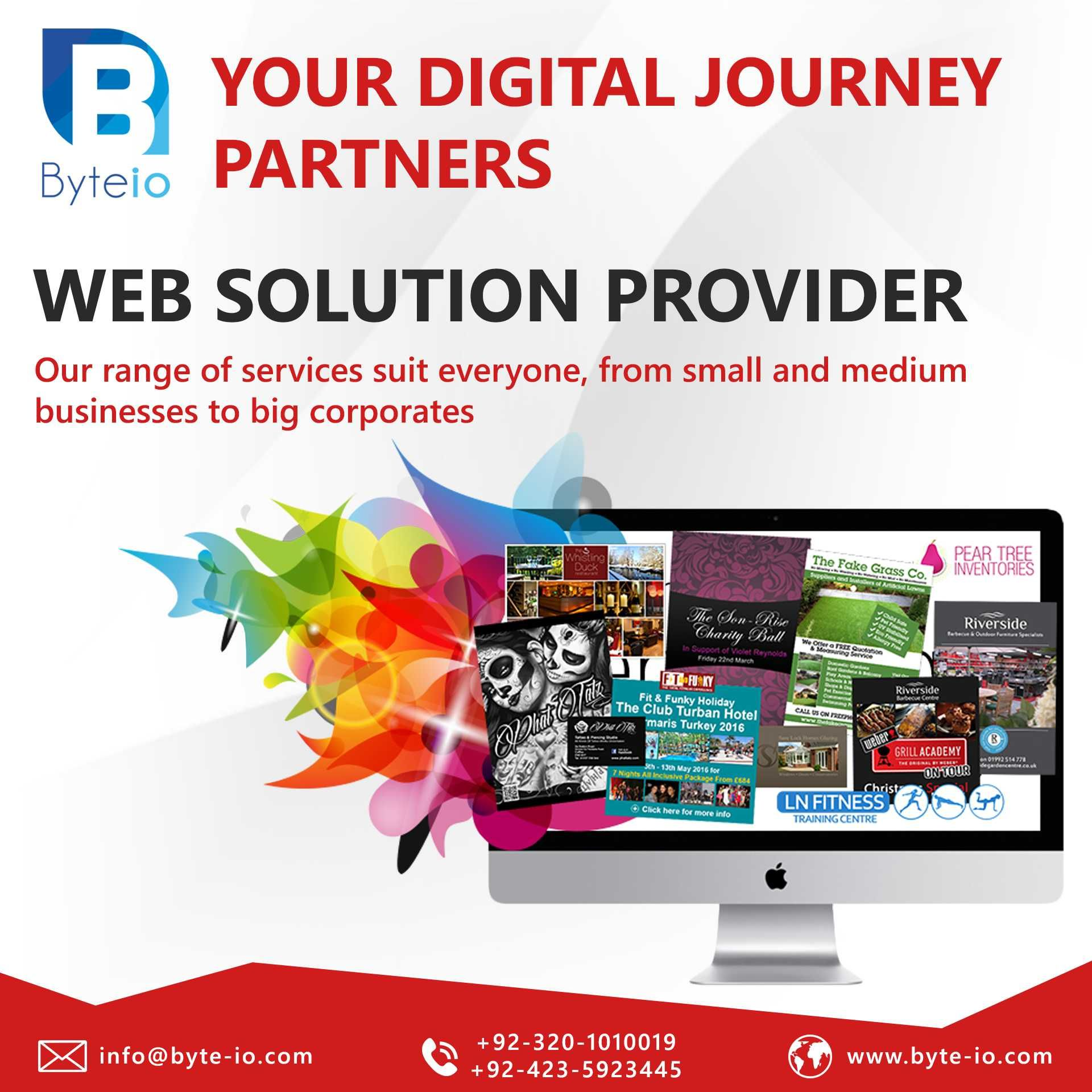 Leading It Agency Web Design Marketing And Branding With Images Digital Marketing Digital Technology