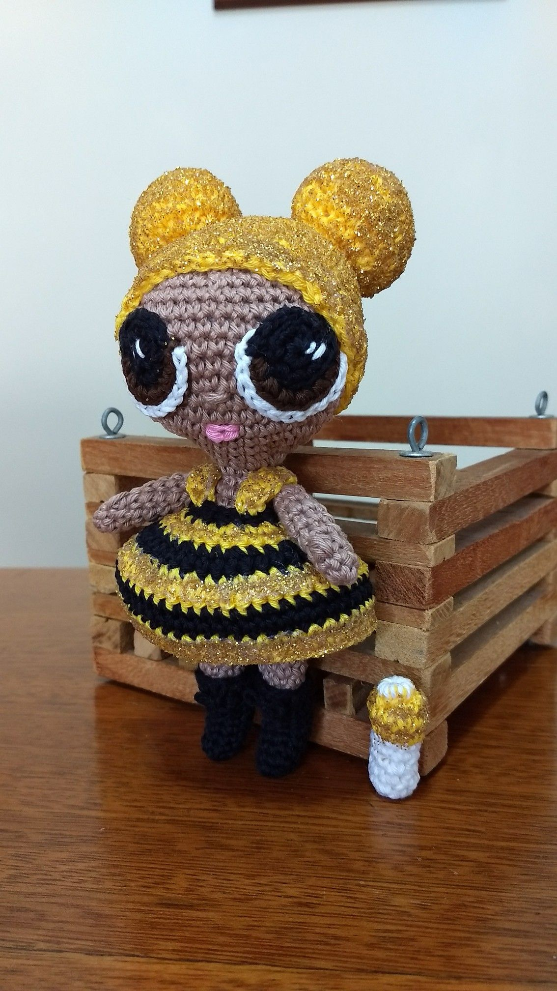 Ravelry: LOL (inspired) Doll Crystal Queen Clothes pattern by ... | 2016x1134
