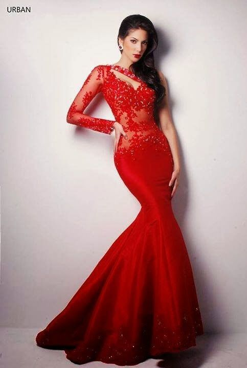 Online Buy Wholesale one shoulder long sleeve designer prom dress ...