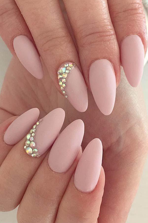 Photo of 43 modi diversi di indossare le unghie nude quest'anno – nail design – #Ar …