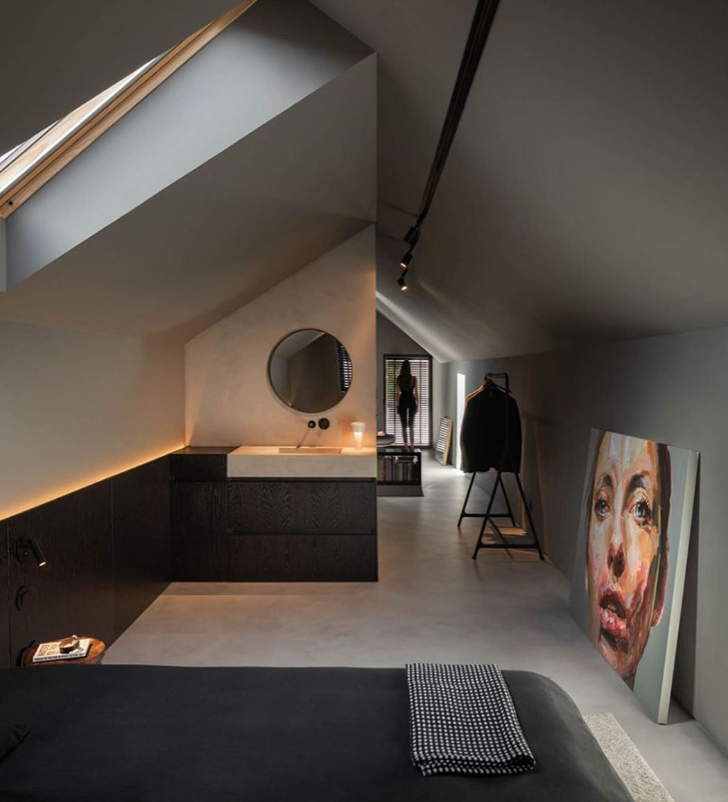 All black interior designs that will inspire you to adapt this modern  minimal trend | Yanko Design in 2020 | Black interior design, Interior  design, Interior