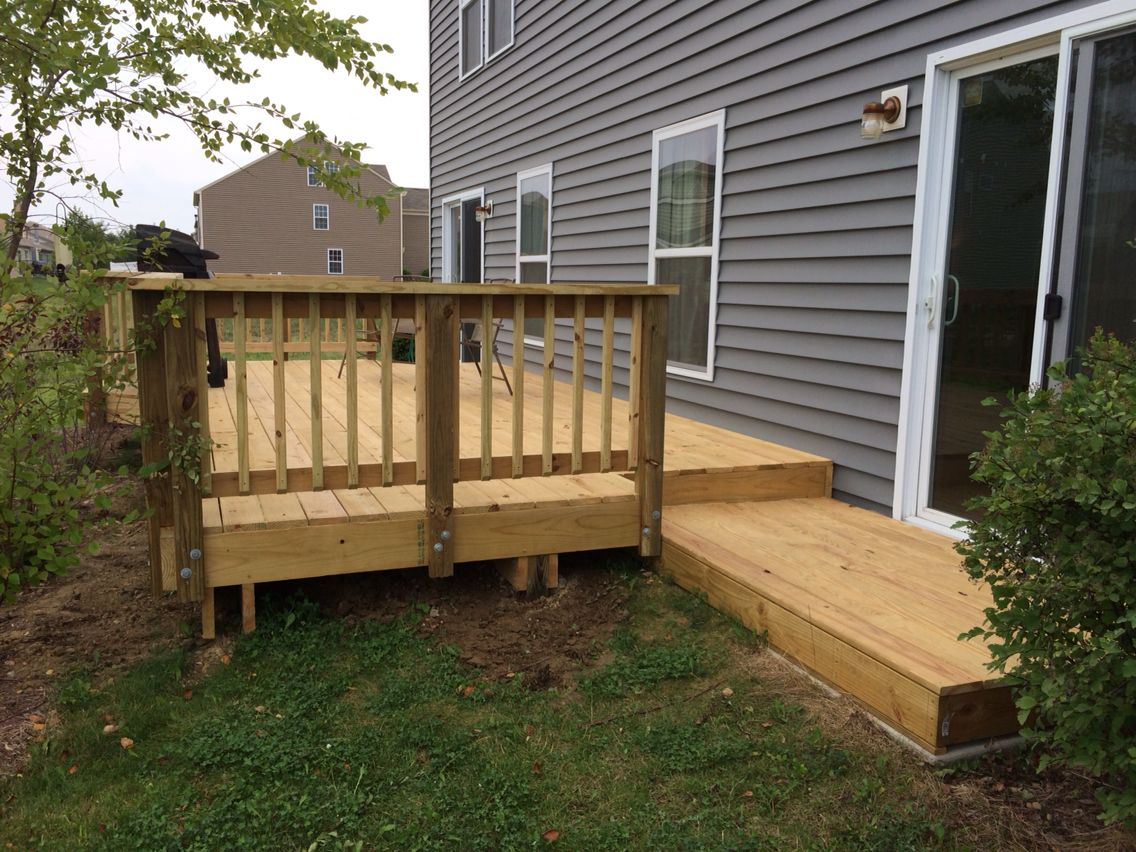 10x20 deck projects completed pinterest decking and for 12x16 deck plans
