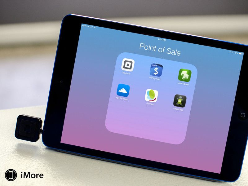 Small business owners are using the [iPad](http://www.imore.com/ipad ...