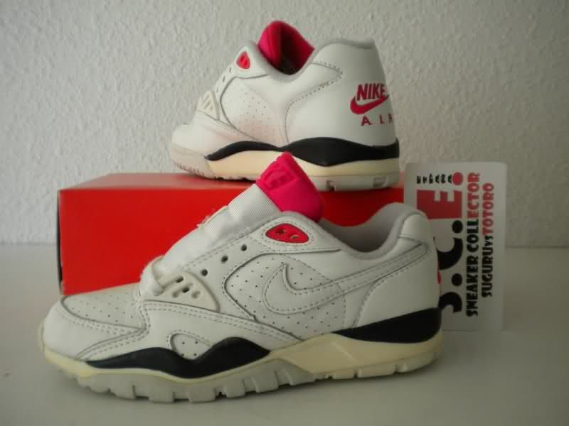 Nike Air Cross Trainer IV - Low - JD and I each had a pair of these ...