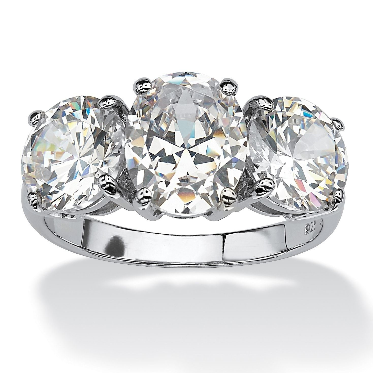 Our Best Rings Deals Cubic Zirconia Jewelry Sterling Silver Jewelry Cubic Zirconia Engagement Rings