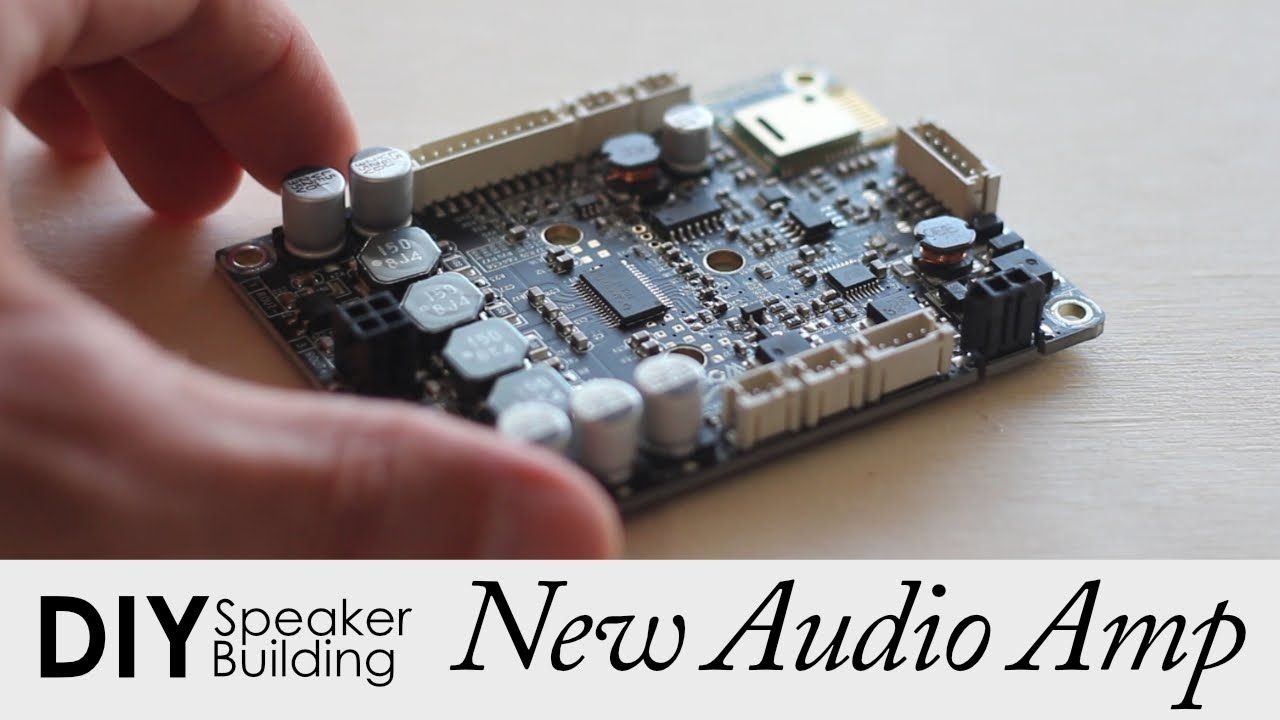 The Best DIY Bluetooth Speaker Amp Board (For Now) & How