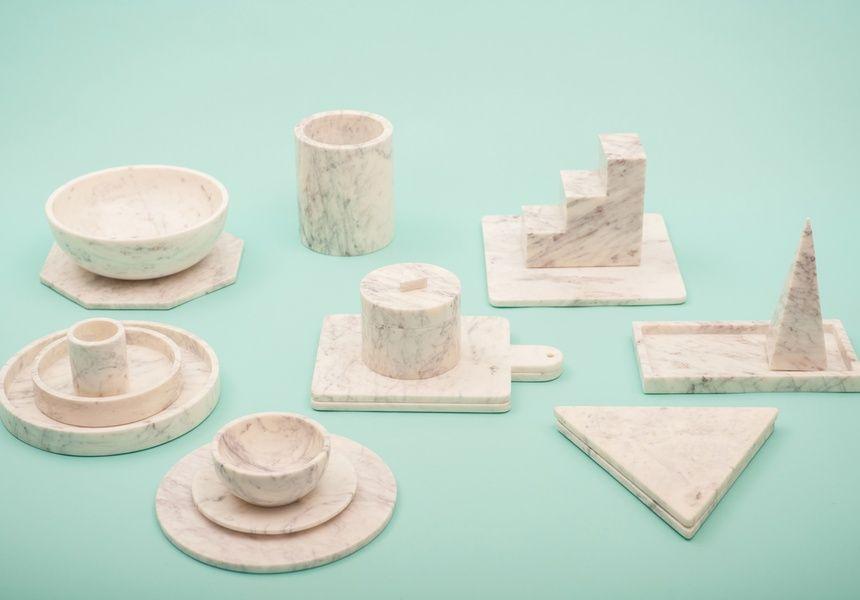 Marble Basics Elemental collection | Marble Homewares | Broadsheet Melbourne - Broadsheet