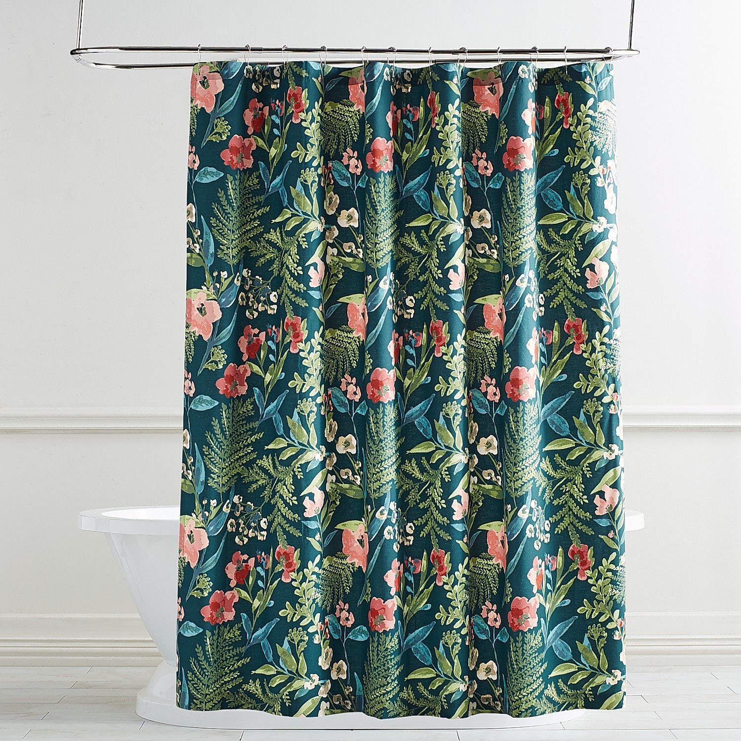 Amelia Shower Curtain Pier 1 Imports Green Shower Curtains