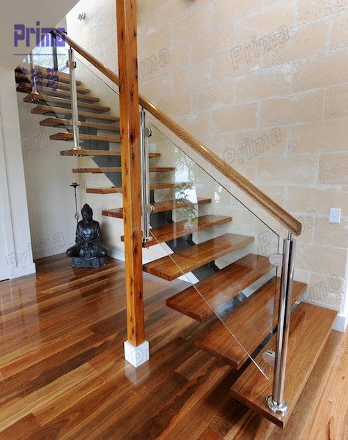 L Shaped Solid Wood Staircase Stairs Designs Indoor Wooden Stair Pr L1106 View
