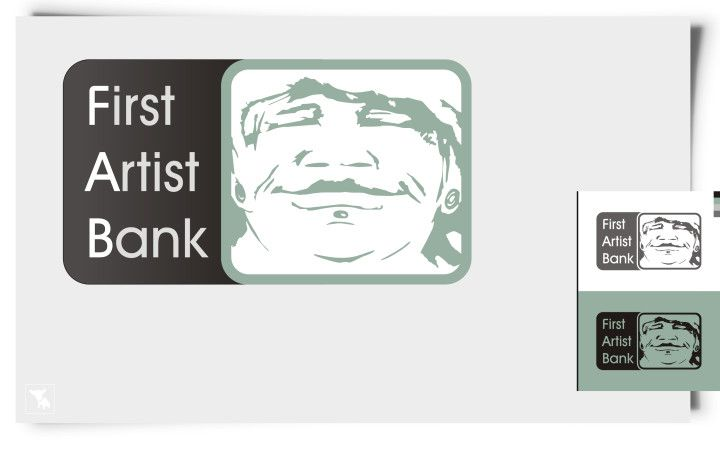 #DesignALogoForFirstArtistBank