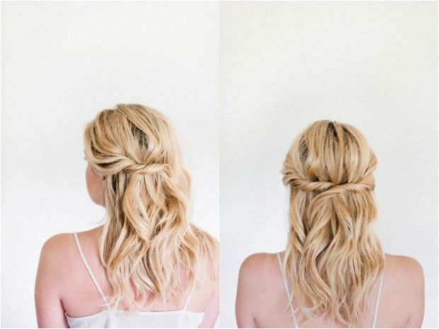 A Quick Easy Night Out Hairstyle Video Easy Hairstyles Night Out Hairstyles Hair Styles