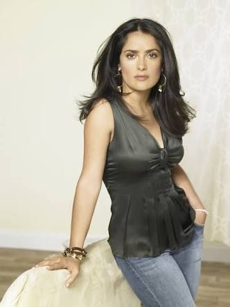salma hayek casual wear - Google Search ...