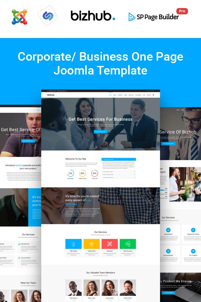 Groß Joomla Templates For Business Fotos - Beispiel Business ...