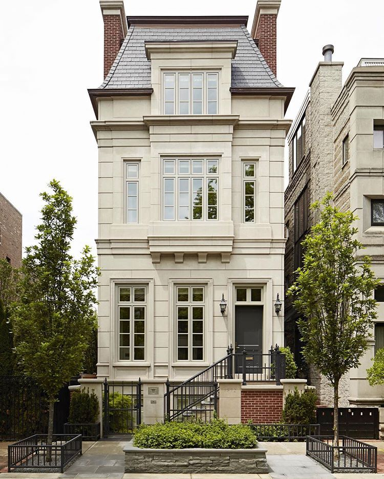 Which One Would You Choose 1 The French Inspired Home 2 Old European Style 3 The Townhouse By Middlefor House Exterior French House Exterior Design