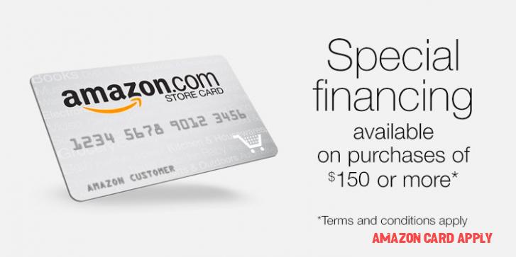 Seven Gigantic Influences Of Amazon Card Apply Amazon Card Apply Amazon Credit Card Amazon Store Card Amazon Card