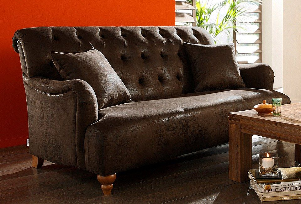 Sofa Gutmann Factory Matrix Chesterfield Abaufssofa For