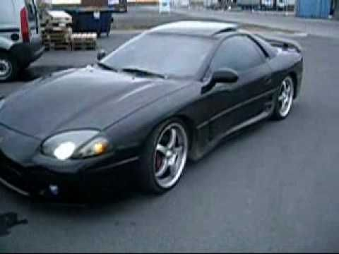 1995 mitsubishi 3000gt vr4 twin turbo 4wd tribute | custom darlings