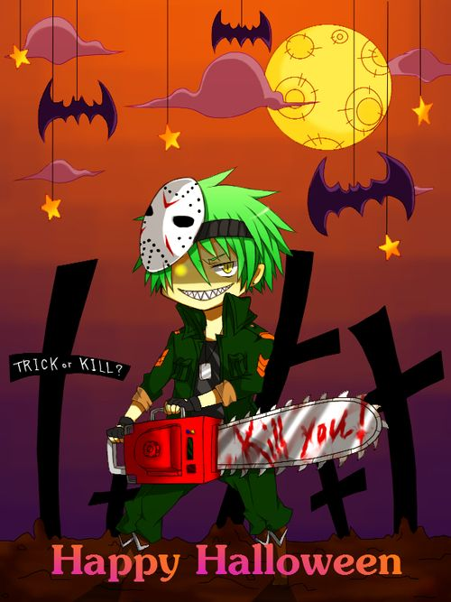 Trick or Kill? ~Flippy