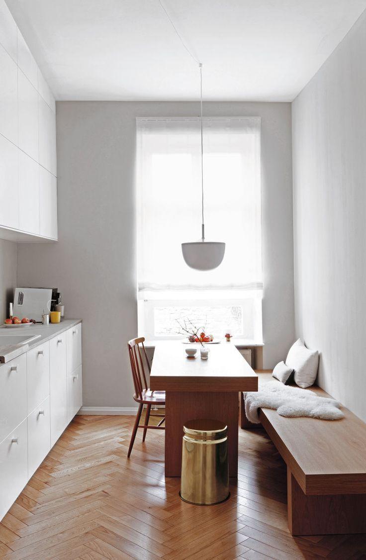 Studio Oink: Pfarrwohnung in Alzey auf AD #kücheninspiration