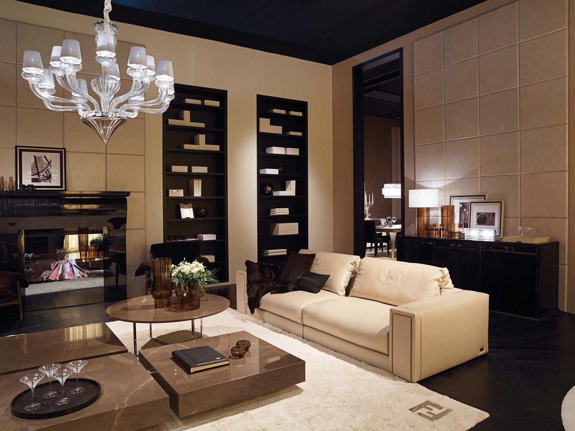 Fendi Casau0027s Showroom In New York City | Top New York Hotels | Pinterest |  Fendi, Showroom And Living Rooms