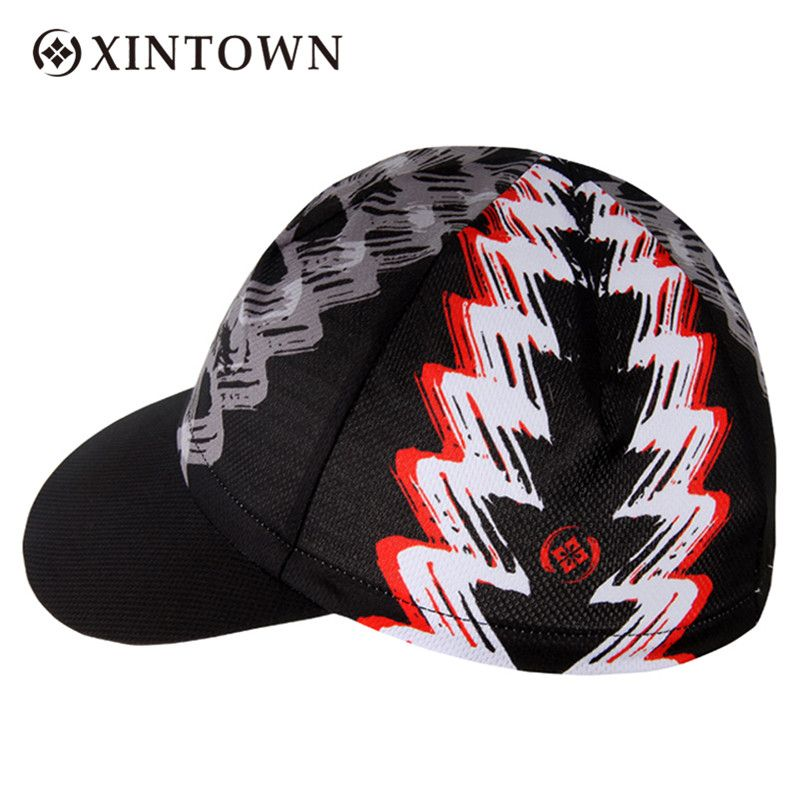 2016 Team Polyester Men s Travel Swimming Fishing Cycling Caps Bicycle Cap  Quick Dry Mountain Riding Bike Hat Headgear One Size 1f9eba7b06eb
