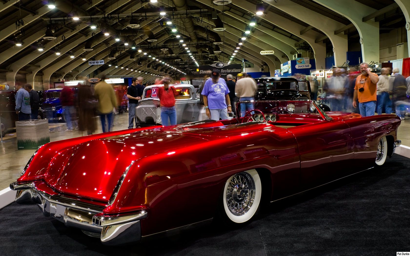 1957 Lincoln Continental Mkii Custom
