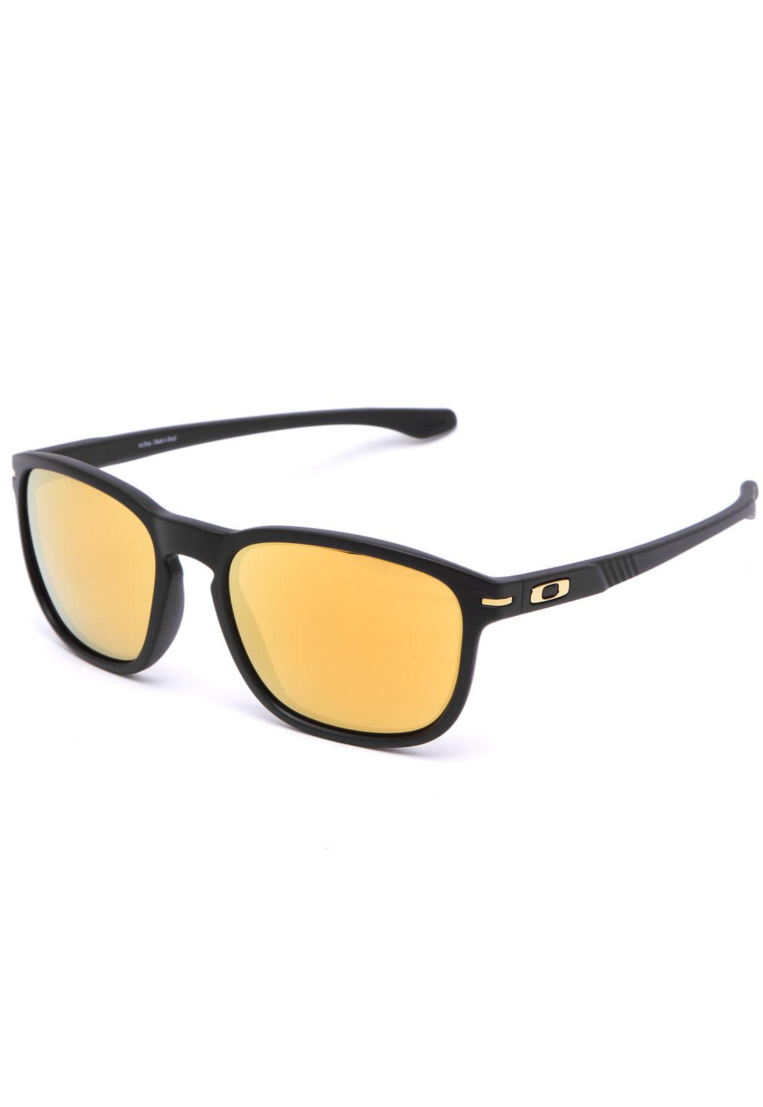 Oculos De Sol Oakley Enduro Special Edition Preto Dourado Oculos