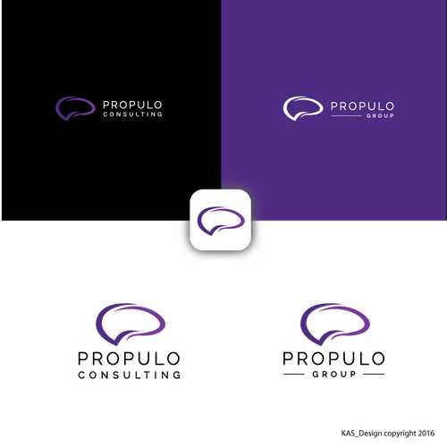 Changing The World Of Work A Progressive Consulting Firm Logo Business Card Logo Monogram Logo Consulting Firms
