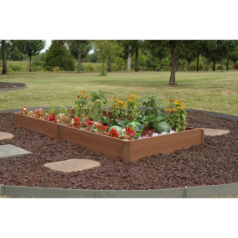 087c5adcd1ea318b6054121692faf304 - Greenland Gardener Cedar Garden Bed Kit