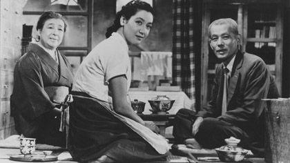 Yasujirō Ozu 『東京物語』