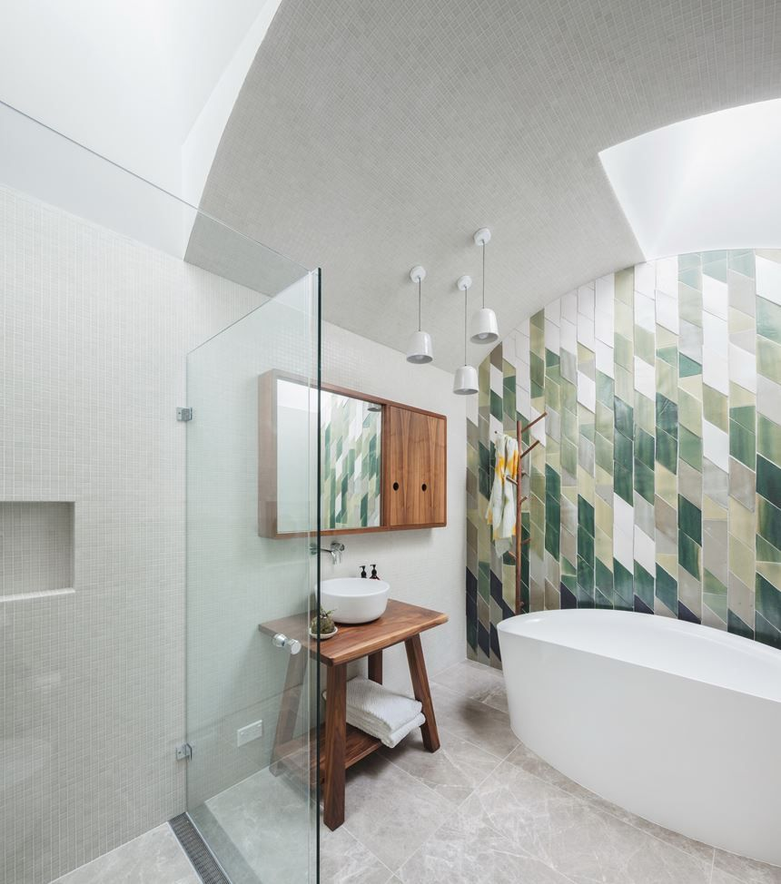 Sustainable House Randwick 2 - Picture gallery | Bath room ...
