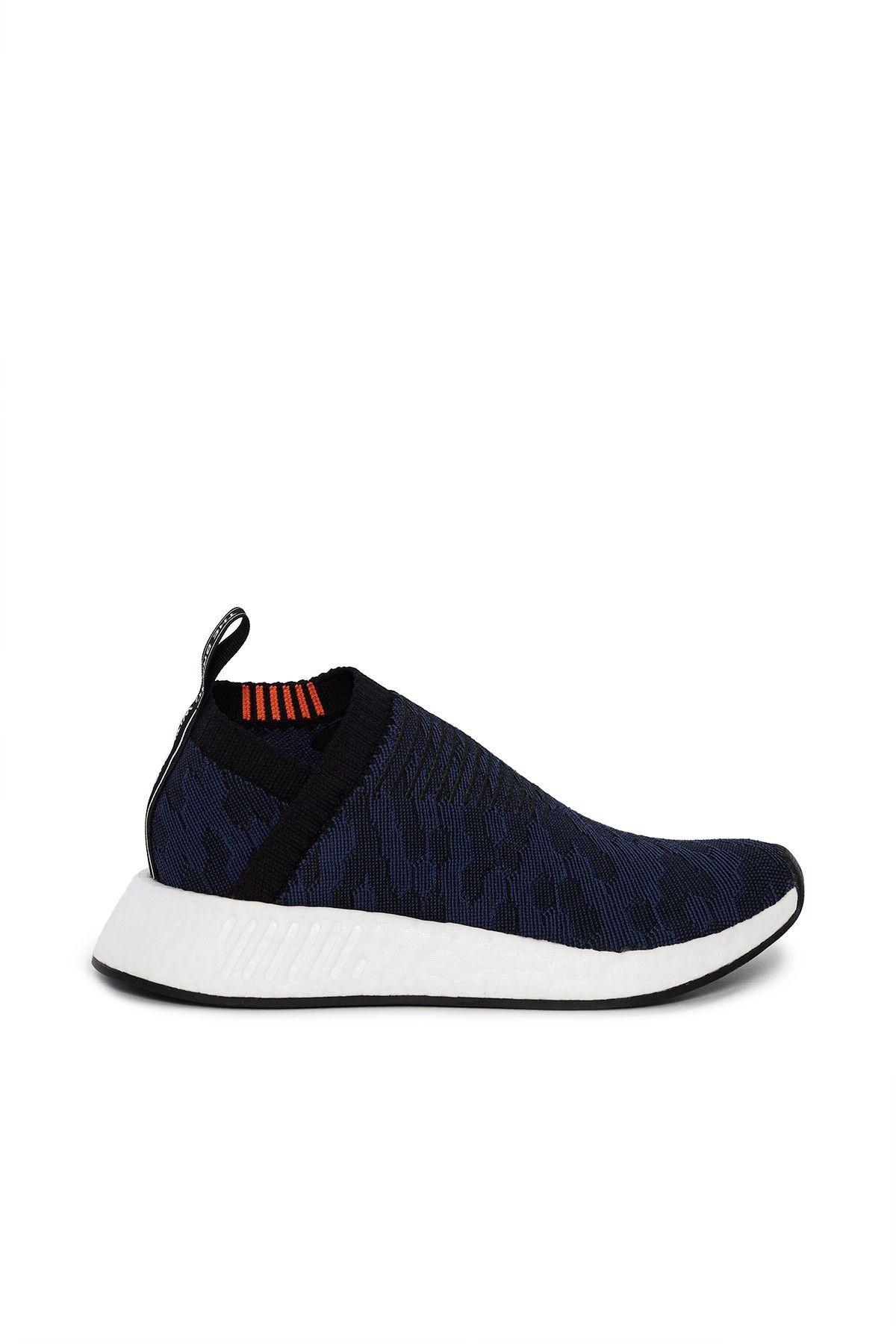 adidas Originals NMD_CS2 - Slip-ons - footwear white/grey two/core black HjAXn7TS