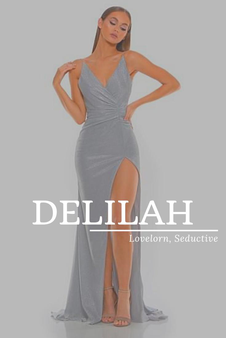 Delilah, meaning Lovelorn, Seductive, modern names