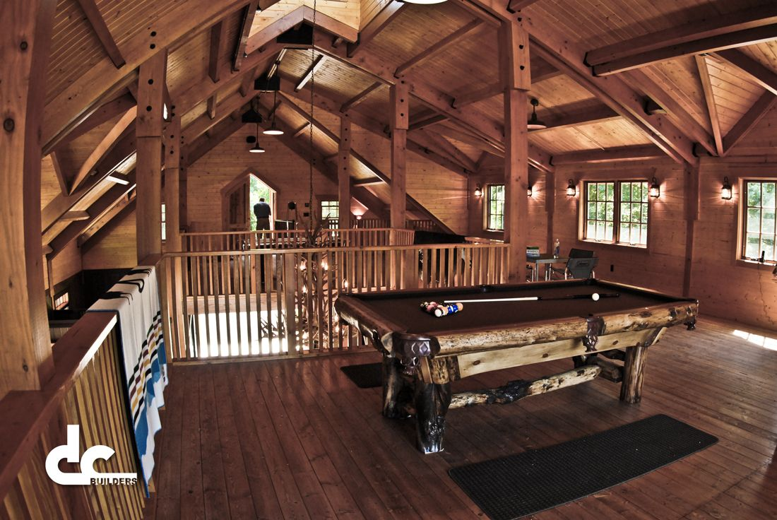 Custom Horse Barn With Living Quarters In West Linn