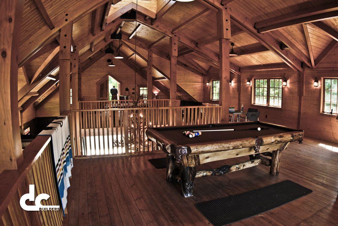Custom Horse Barn With Living Quarters In West Linn Oregon