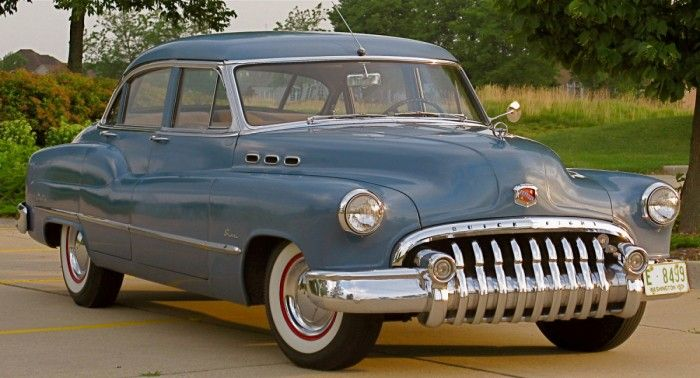 Hemmings Find Of The Day 1950 Buick Super Riviera