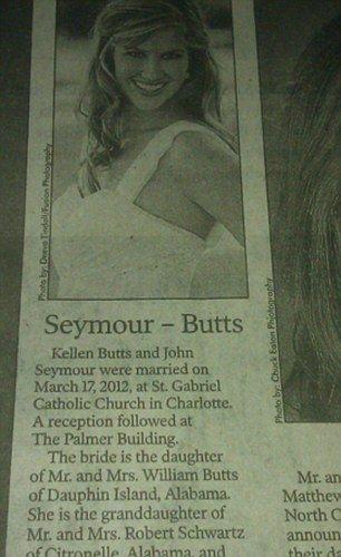 Hilarious Wedding Announcements   Funny   Pinterest   Funny wedding ...