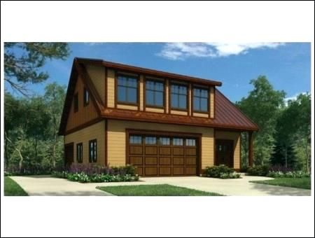 Picture Of Craftsman Garage Building A Apartment With Above Cost 2