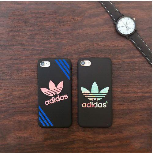 アディダス iphone8ケース スポーツ風 iphone7/iphone7plusカバー 人気 ...