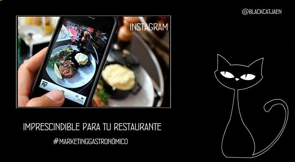 Instagram en Restaurantes