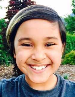 8-year-old Brier resident wins Edmonds National Anthem singing contest