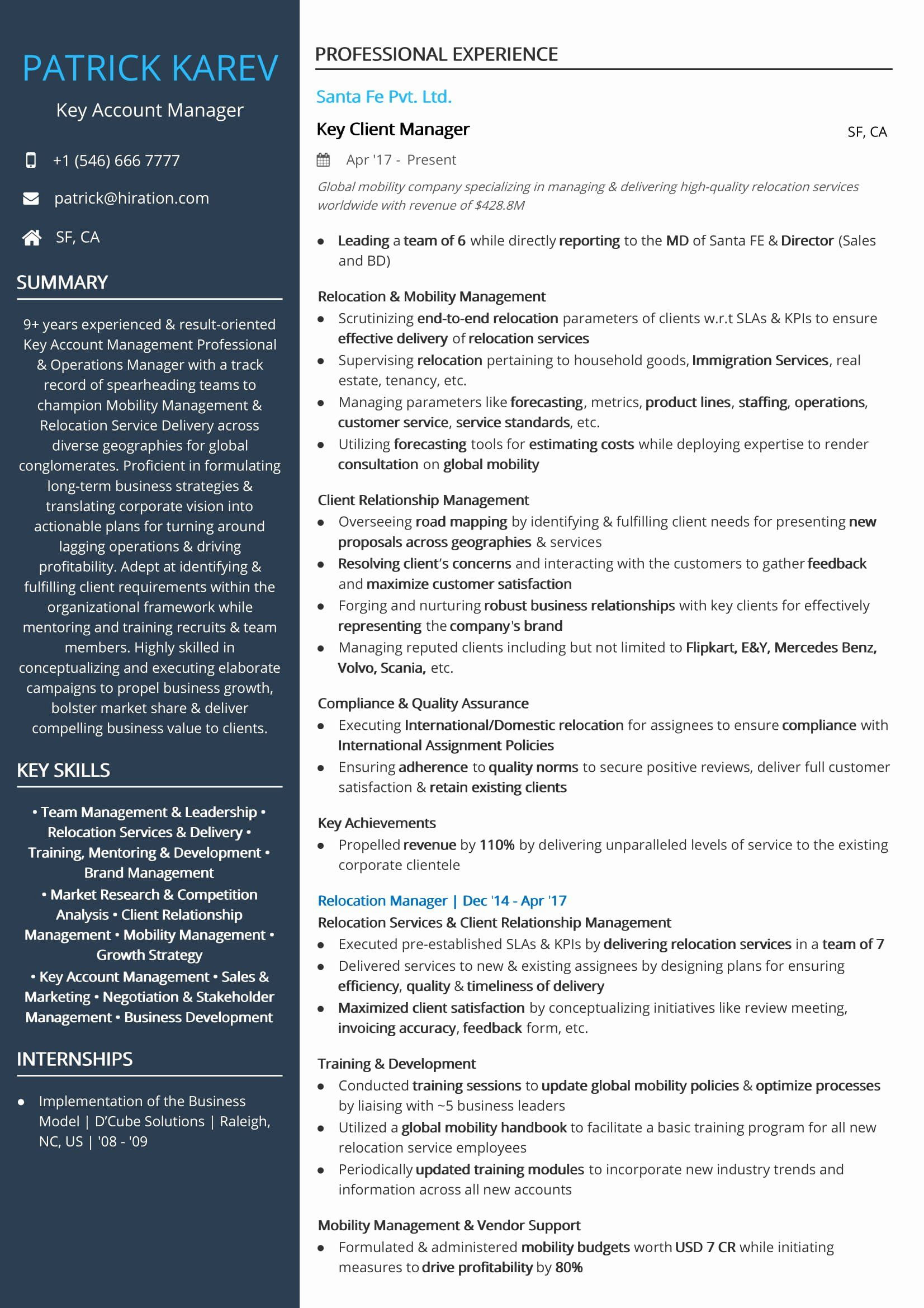 20 Client Relationship Manager Resume In 2020 Job Resume