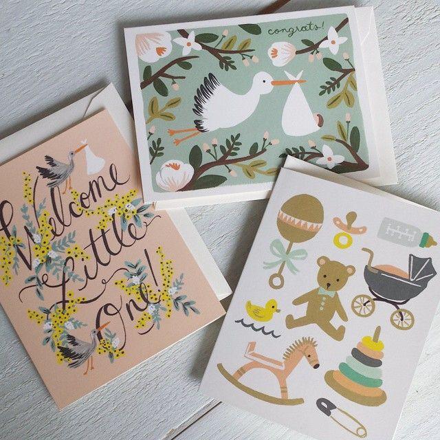 Vauvoille supersuloisia ensimmäisiä onnittelukortteja! #onnittelukortti #vauvakortti #welcomelittleone