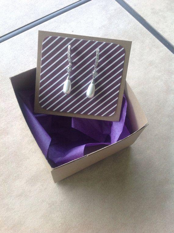 Bridesmaid Gift Earring Holder
