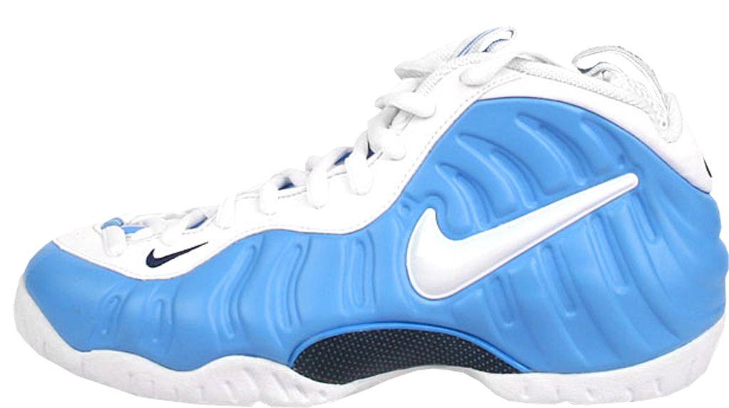 f68a07020d9 Nike Air Foamposite Pro 624041-411 University Blue White-Midnight Navy 2003