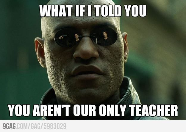 Whenever Teachers Give Too Much Homework Told You So Funny Pictures Memes