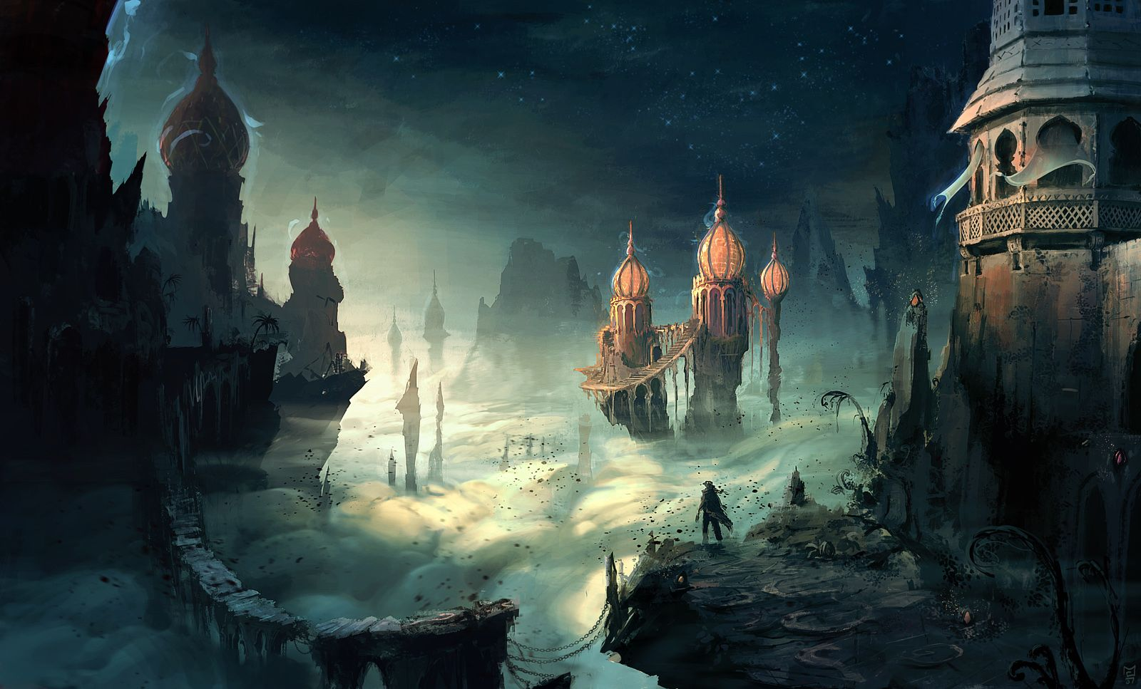 fantasy world 3d artwork129 - photo #1