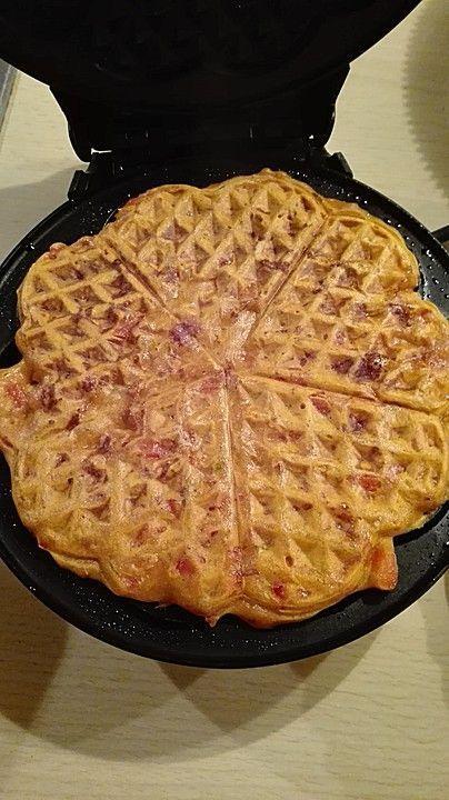 waffles   - Pizza - Flammkuchen & Co -