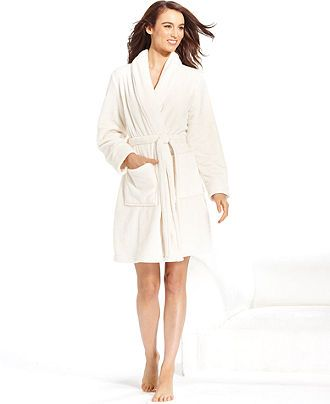 b6bce02732 Nautica Plush Robe - Shop All Pajamas   Robes - Women - Macy s papyrus s m  or any short